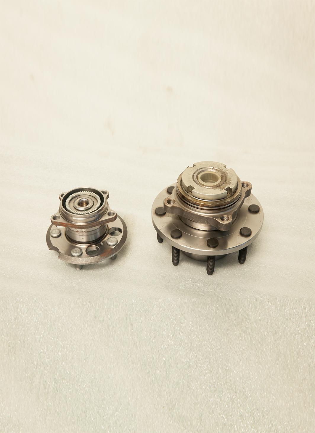 汽车轮毂轴承密封件压装