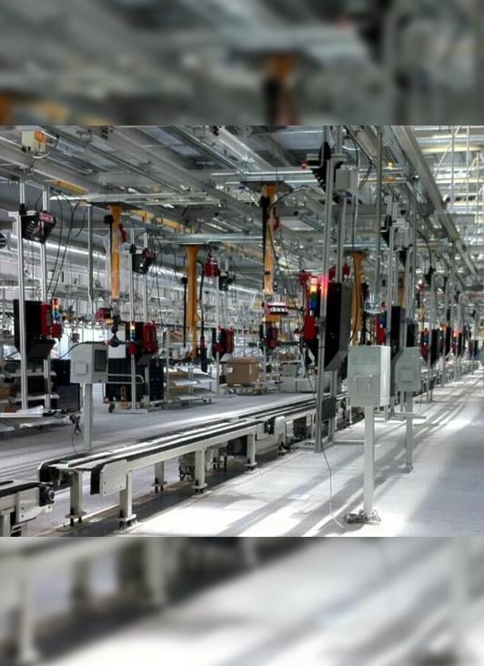 路虎中国工厂