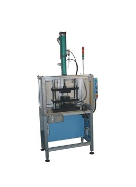 空调压缩机轴承座油杯压铆机