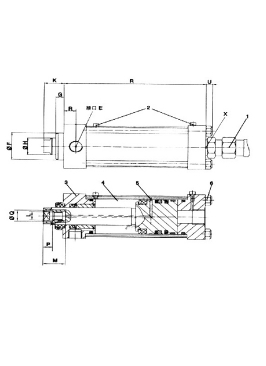 HZ型特殊液压缸