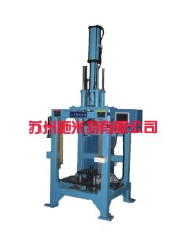 空调压缩机上平衡块在线压装机