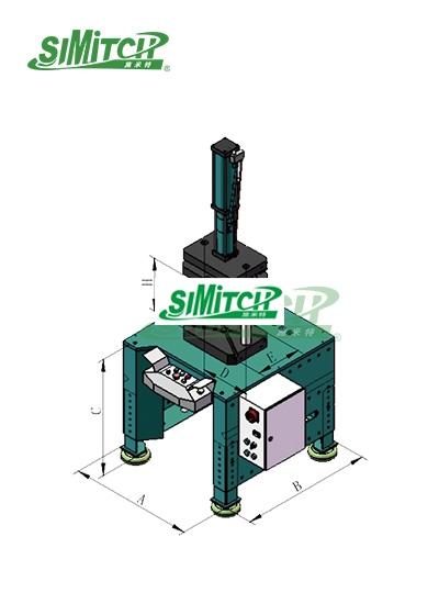 SIMIT- - M B双柱式冲压机MB系列