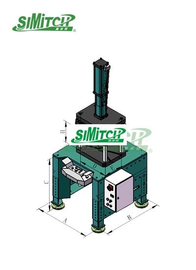 SIMIT- M A四柱式冲压机MA系列