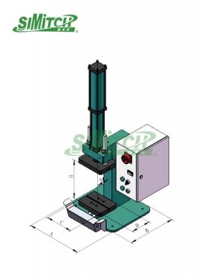 SIMIT- C型台式冲压机CEB系列